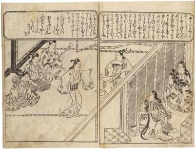 HISHIKAWA MORONOBU (c.1618-169