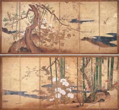 Unkoku Tohan (1635-1724)