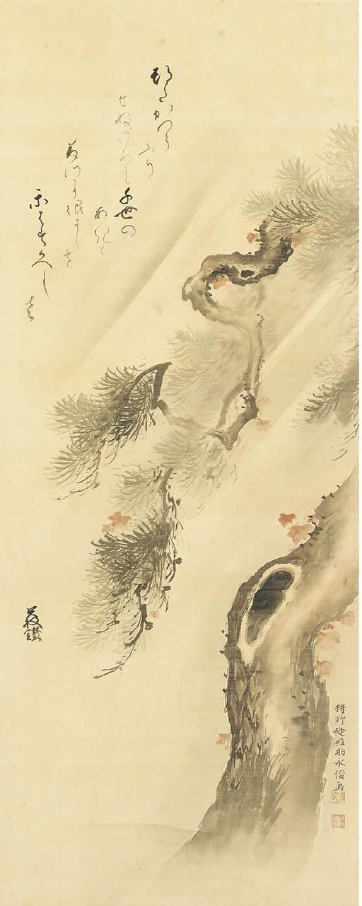 Kano Eishun (1769-1816)