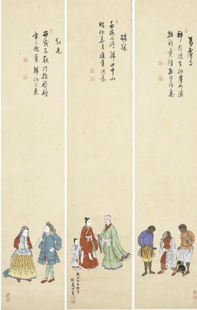 Sakaki Hyakusen (1698-1753)