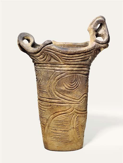 A Jomon Vessel