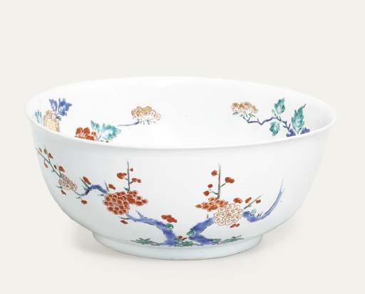 A Fine Kakiemon Bowl