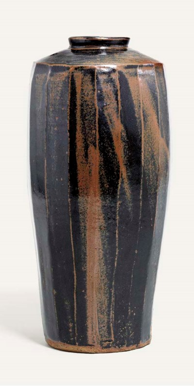 An Impressive Stoneware Vase