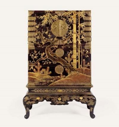 A Lacquer Cabinet