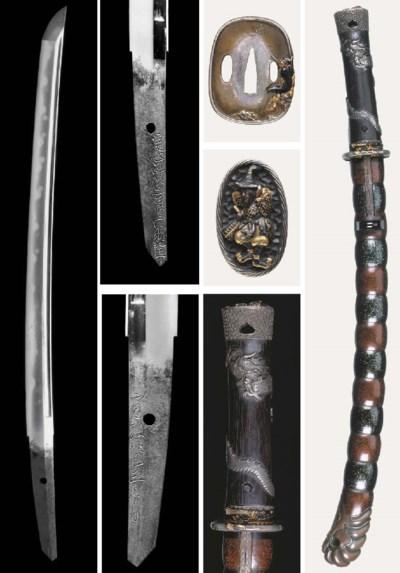 A Wakizashi Blade