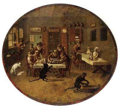 Circle of Jan Josef Horemans I