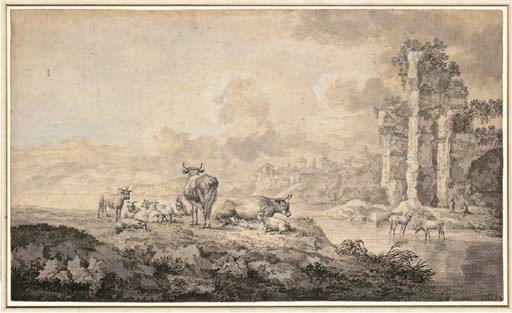 Attributed to Frederick de Mou