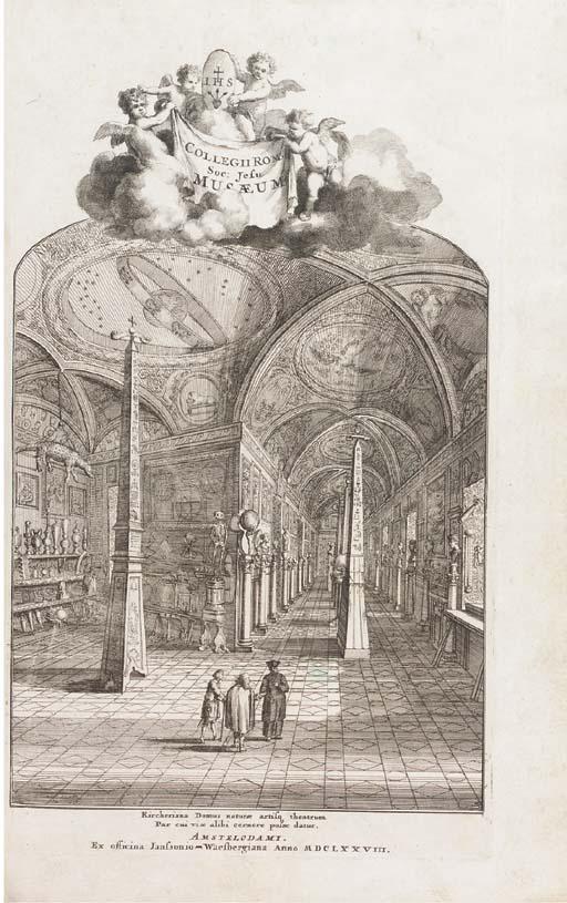 KIRCHER, Athanasius (1602-1680