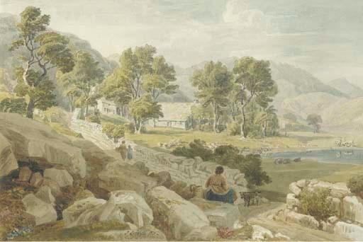 Joshua Cristall, P.O.W.S. (176