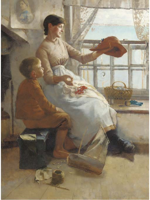 Frank Wright Bourdillon (1851-