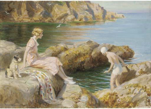 Rowland Wheelwright (1870-1955