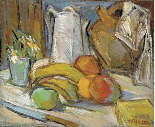 Sergei Fotinskii (1882-1971)