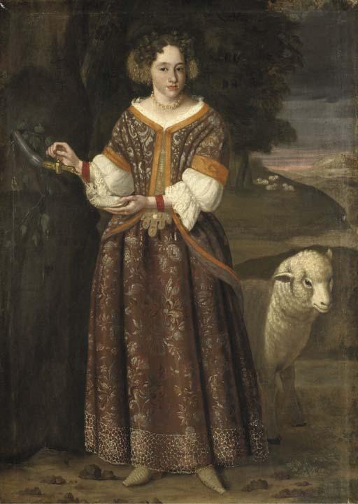 B. Burghende (fl.1692-1703)
