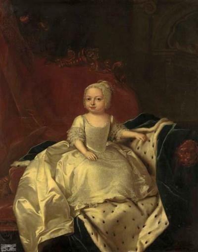 Willem Verelst (fl.1734-c.1756