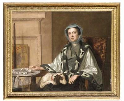 George Knapton (1698-1778)