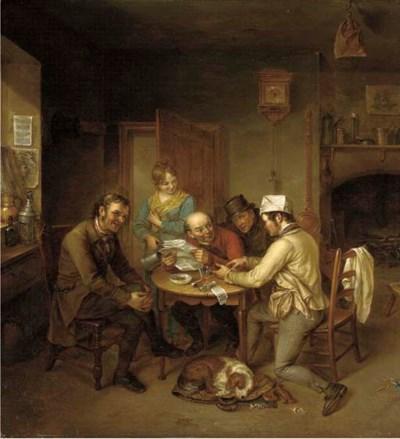 James Leakey (1775-1865)