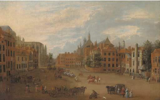 English School, circa 1700