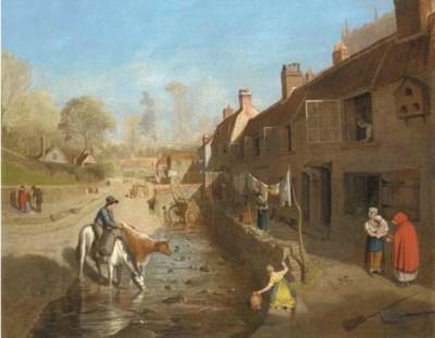 Francis Danby, A.R.A. (1793-18