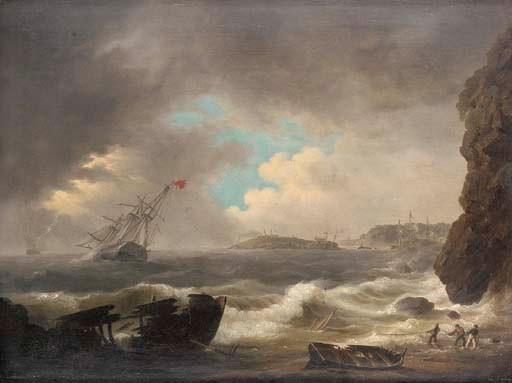 Thomas Lyde Hornbrook (c. 1808