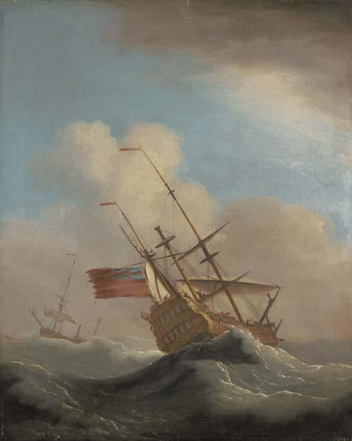 Peter Monamy (1681-1741)