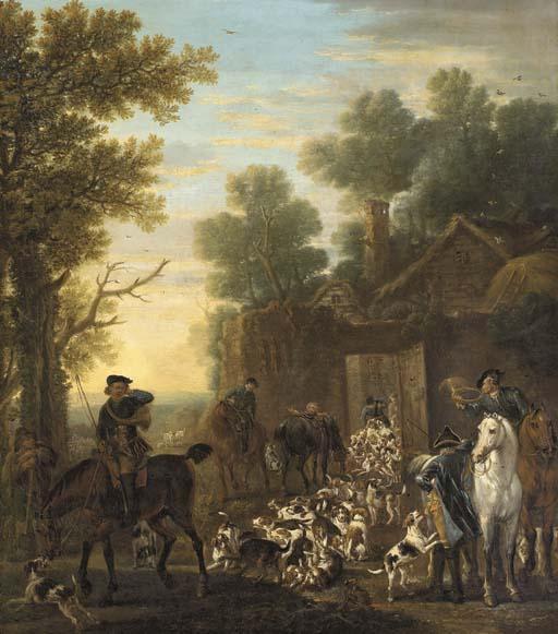 John Wootton, (c.1678-1764)