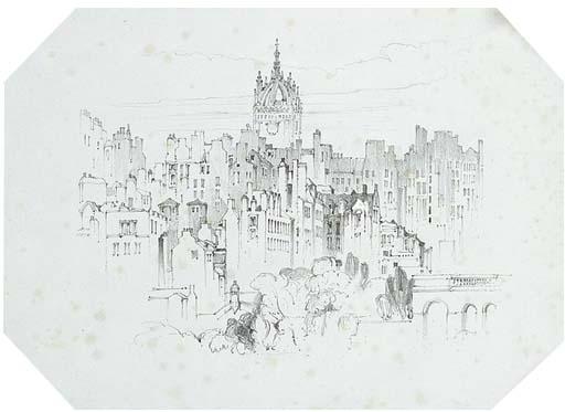 John Ruskin, H.R.W.S. (1819-19