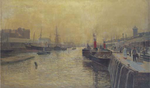 Andrew Black, R.S.W.(1850-1916