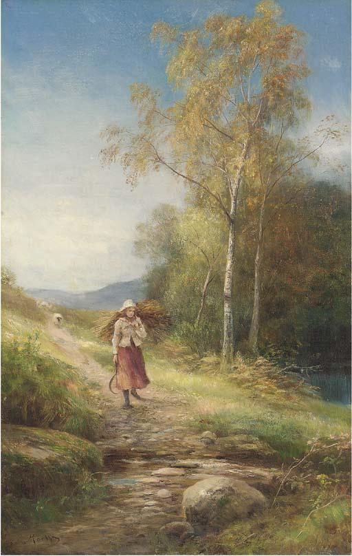 John MacWhirter, R.A., H.R.S.A