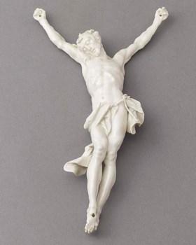 A Nymphenburg white Corpus Christi