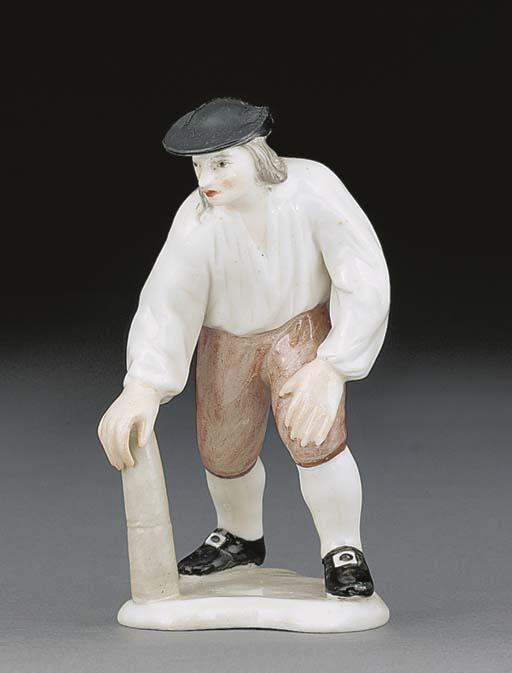 A Kloster-Veilsdorf figure of