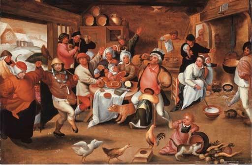 Studio of Marten van Cleve (An