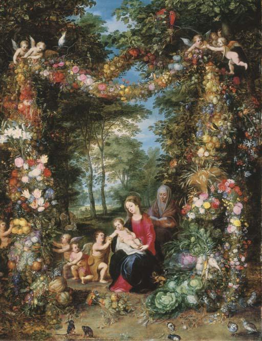 Jan Brueghel I (Brussels 1568-