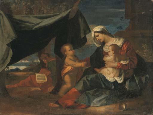 Nicolas Poussin (Villers 1594-