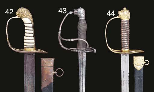 AN 1803 PATTERN SWORD, POSSIBL