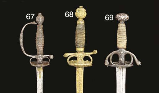 A SCARF-SWORD