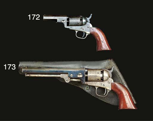 A .36 COLT 1851 MODEL NAVY PER