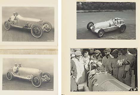 MERCEDES-BENZ - A motor racing