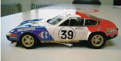 1972 Ferrari 365GTB/4 GP IV