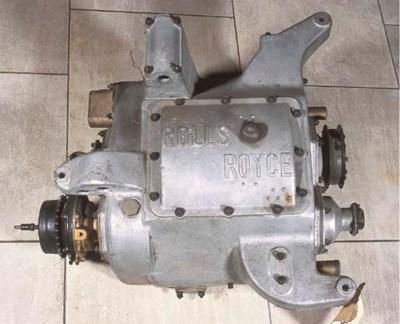 A Rolls-Royce 40/50hp Silver G