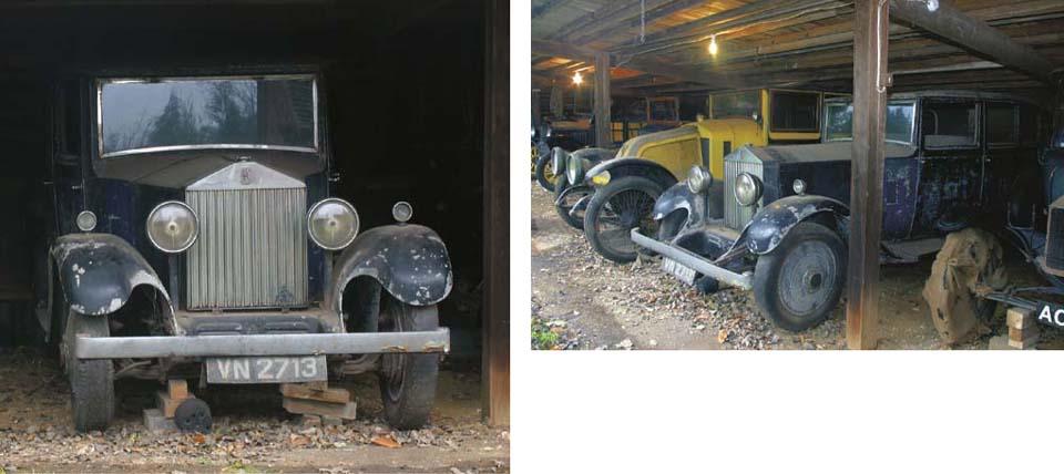 1931 ROLLS-ROYCE 20/25hp SALOO