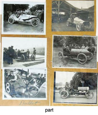 Pioneer Motorists and Early Ra