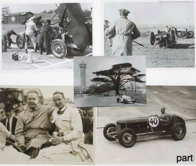 British Racing Drivers and Per