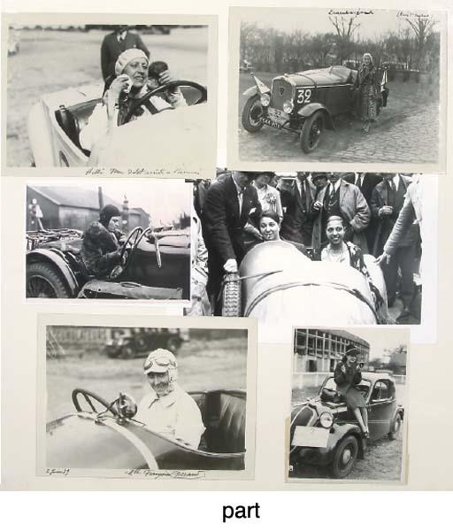 Lady Racing Drivers & European
