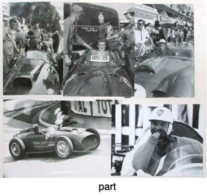 European Post-War Motor Racing