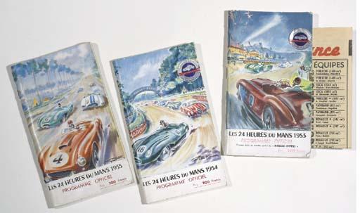 Le Mans 1953 - An original pro