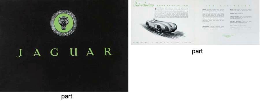 Jaguar Cars - XK120C-Type Spor