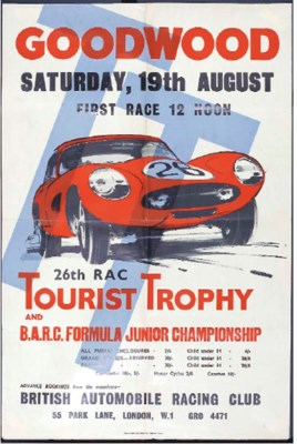 Goodwood Tourist Trophy Race 1