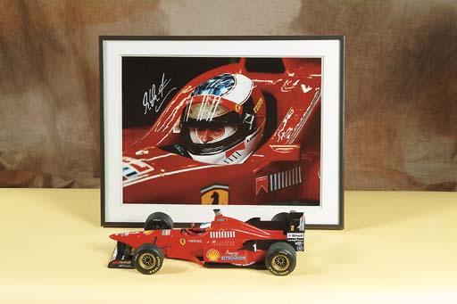 1996 Ferrari F310/2 GP Italy: