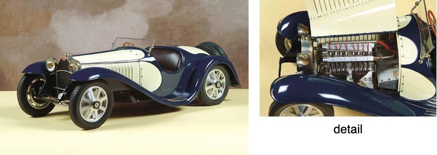 Bugatti T55 (Jean Bugatti road
