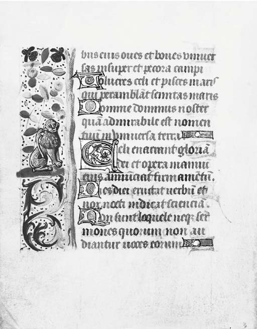 FOUR LEAVES FROM A BOOK OF HOU